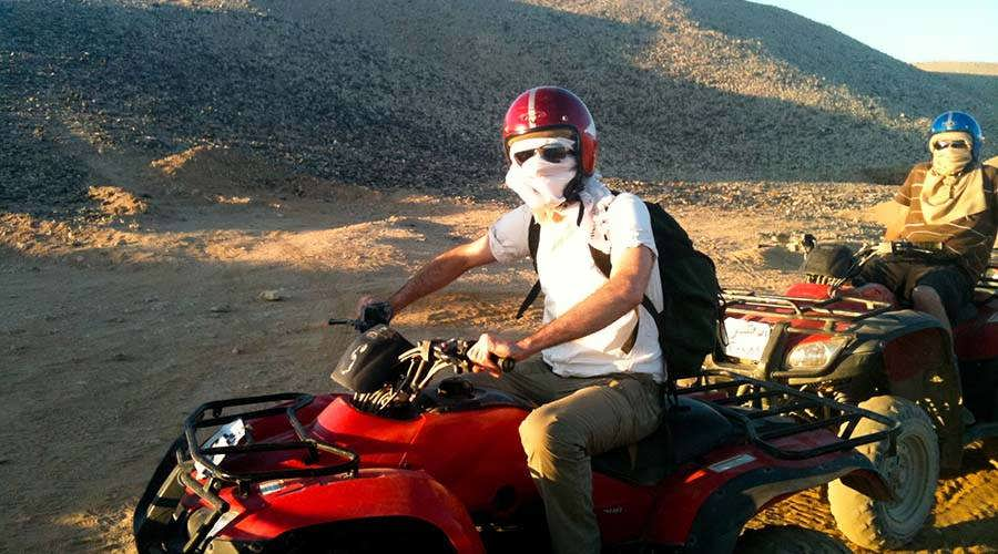 Luxor Quad Biking tour
