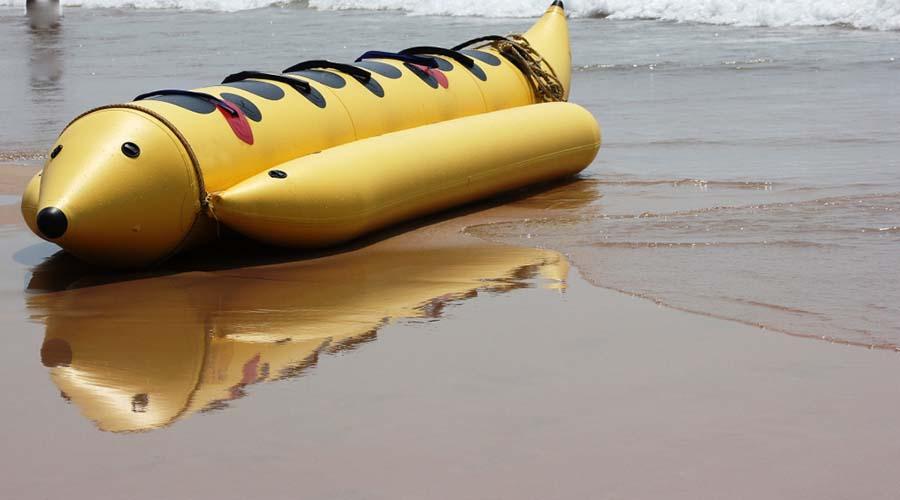 Marsa Alam Banana Boat Ride