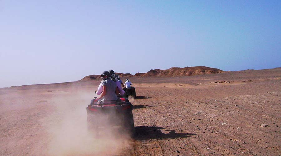 Marsa Alam Quad Biking