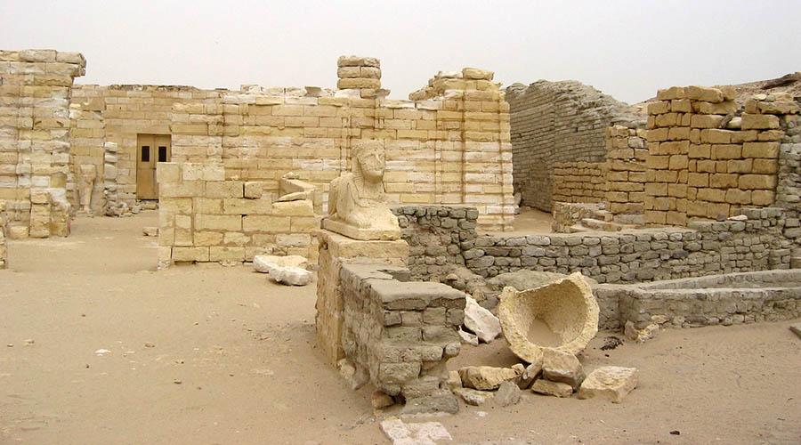 Medinet Madi Fayoum Egypt