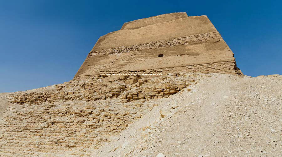 Meidum Pyramid Beni Suef