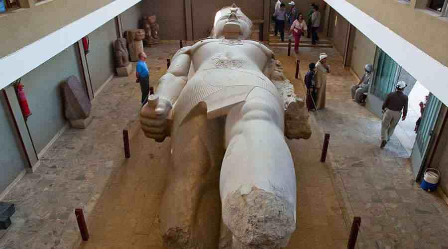 Memphis Cairo Egypt