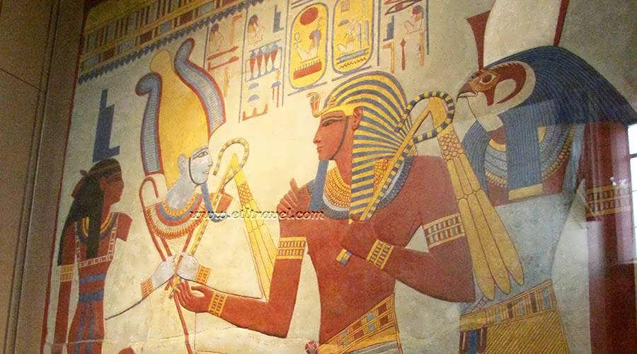 Merneptah tomb Luxor
