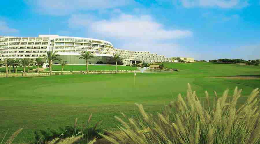 Mirage City Golf course
