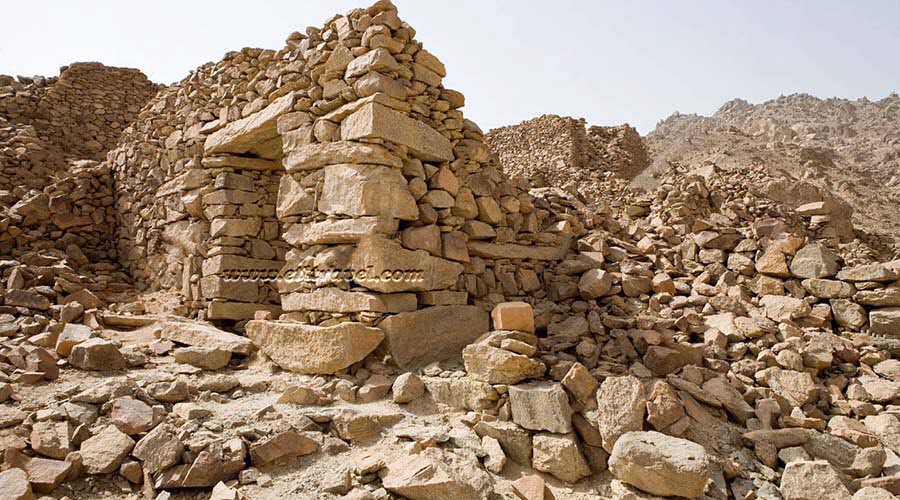Mons Claudianus Safaga Egypt