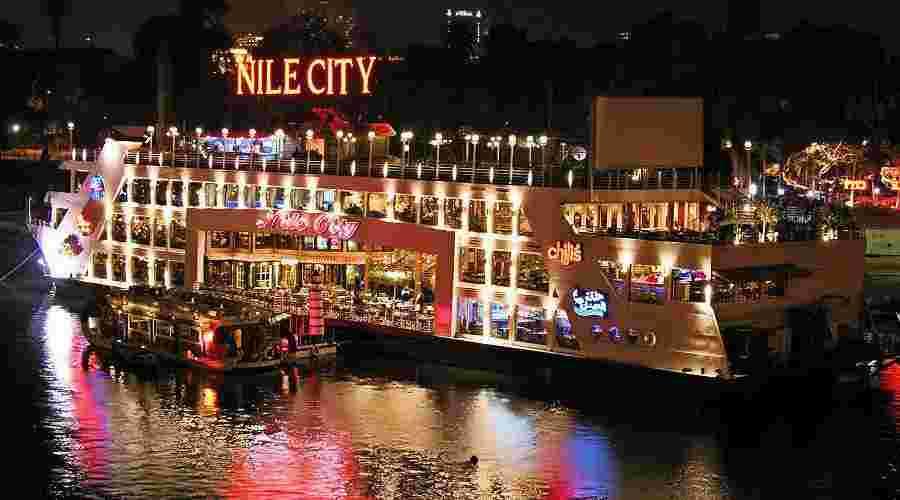 Nile City Boat Cairo