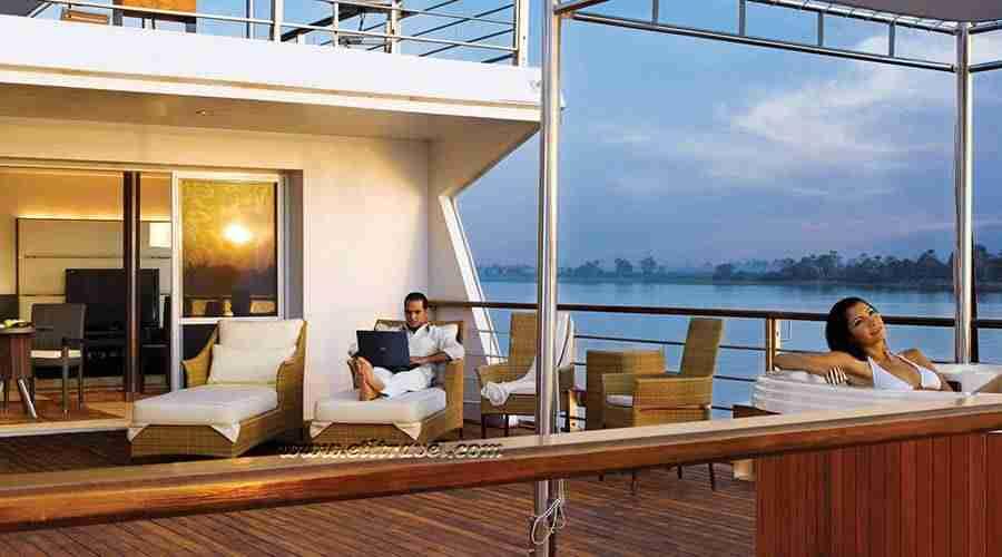 Nile cruises vacations