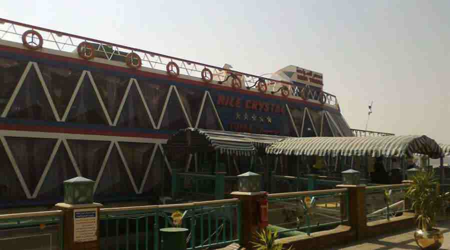 Nile Crystal cruise Cairo
