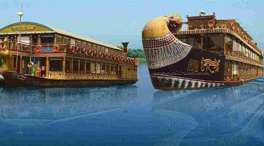 Nile Pharaoh cruise Cairo