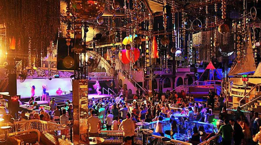 Egypt Nightlife and Cafes