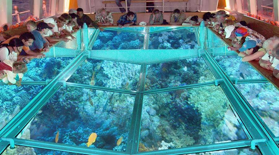 Hurghada Glass Bottom Boat