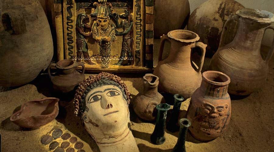 El Bawiti Museum Egypt