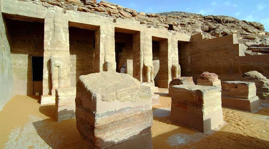 El Derr temple Aswan