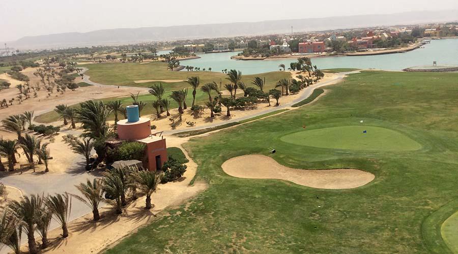 El Gouna Golf Course