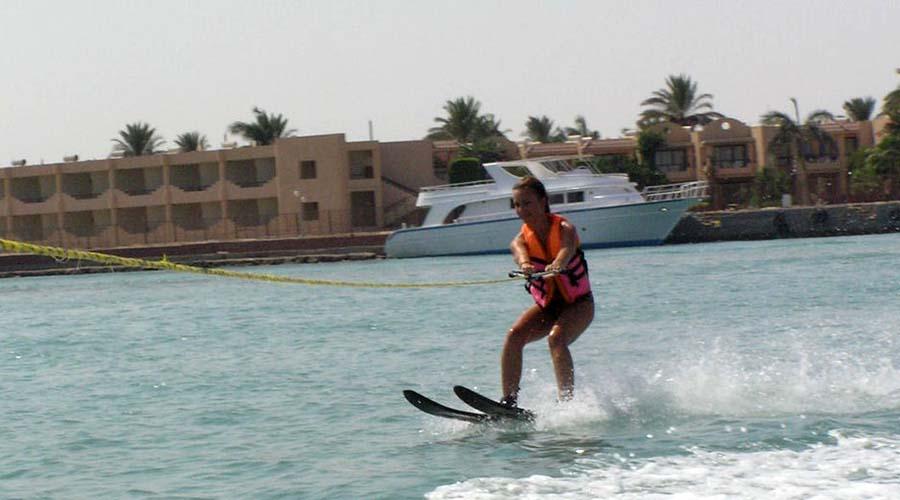 El Gouna Water Skiing