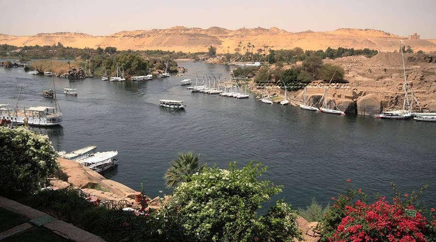 Elephantine Island Aswan