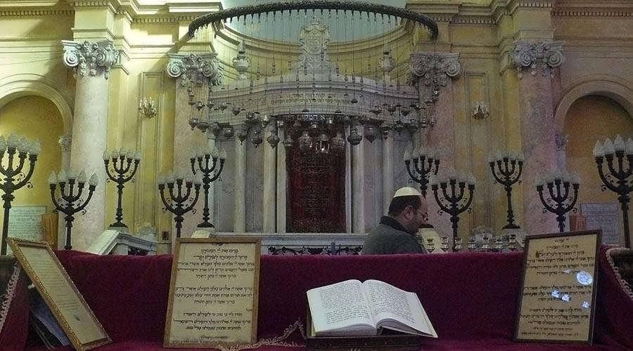 Eliyahu Hanavi Synagogue Alexandria