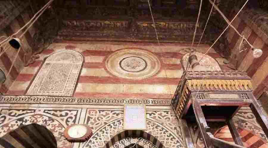 Gawhar Al Lala mosque Cairo