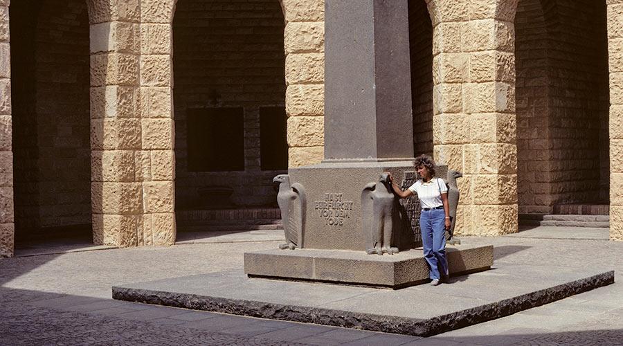German War Memorial Egypt
