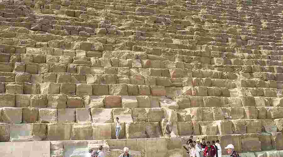Great Pyramid Giza Egypt