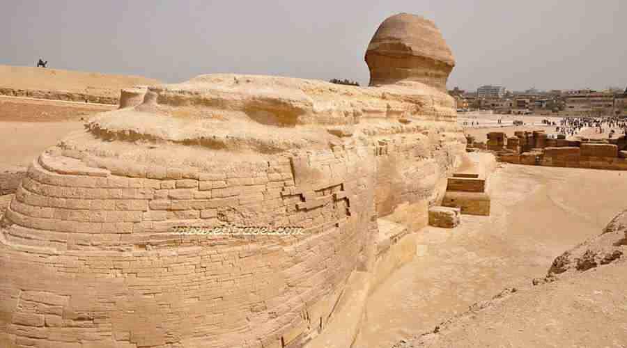 Great Sphinx Giza Egypt