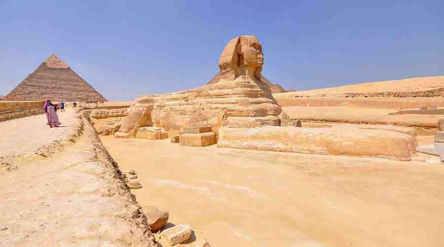 Great Sphinx Giza Egypt