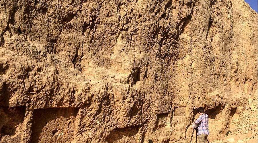 Hatnub Quarries Asyut