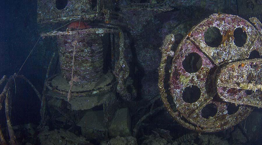 Hatour Shipwreck Safaga