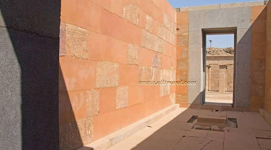 Hatshepsut Red Chapel Luxor