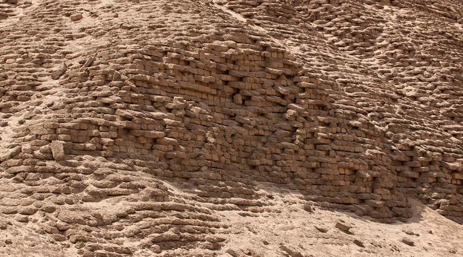 Hawara Pyramid Fayoum