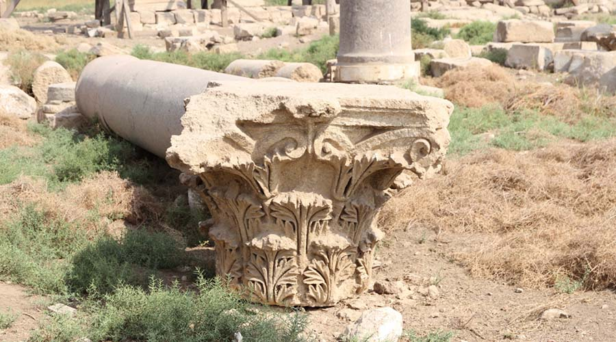 Hermopolis El Minya Egypt