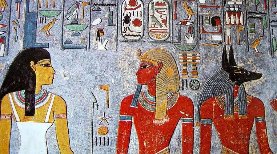 Horemheb tomb Luxor