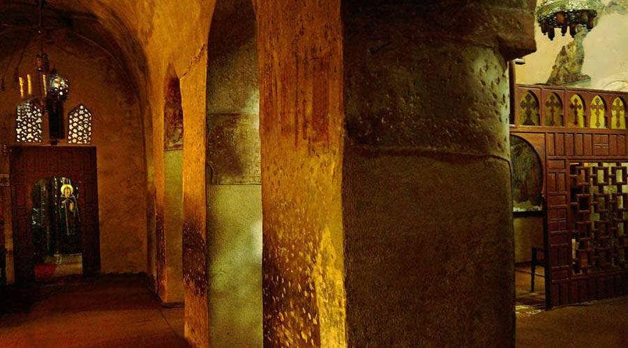 Baramous Monastery Egypt
