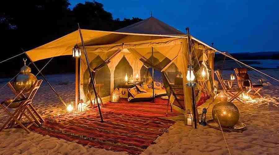Beach Bedouin Dining Dahab