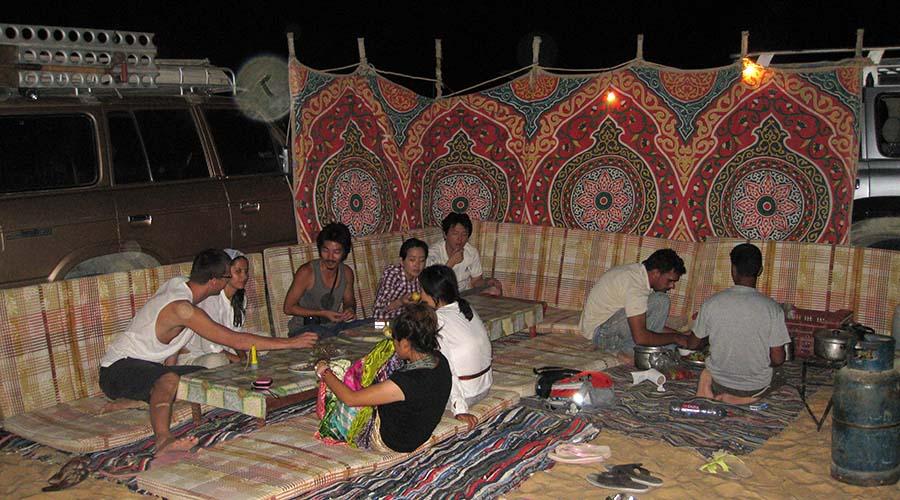 Bedouin Safari tour Dahab