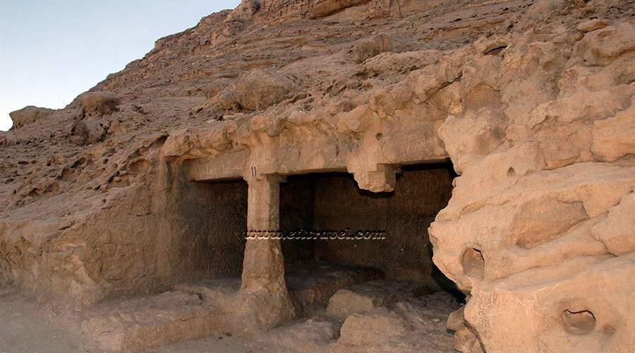Beni Hassan tombs Egypt