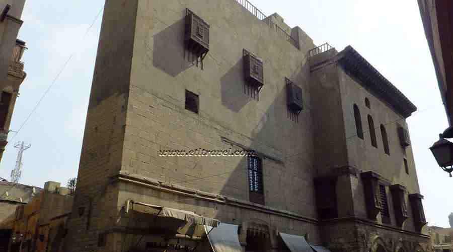 Beshtak Palace Cairo