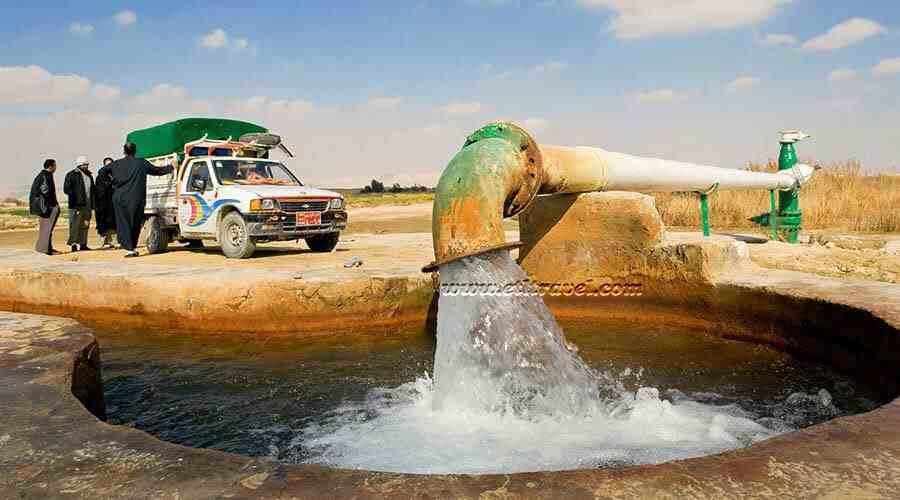 Bir Setta hot spring