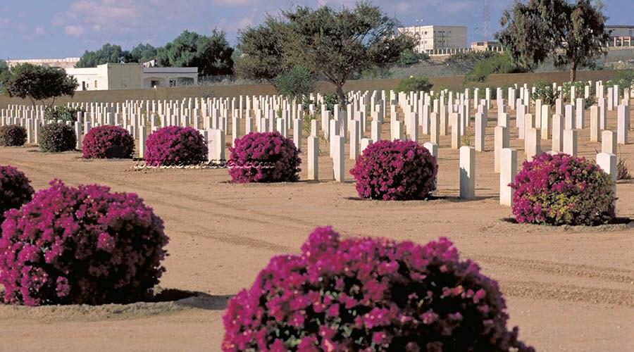 British War Memorial Egypt