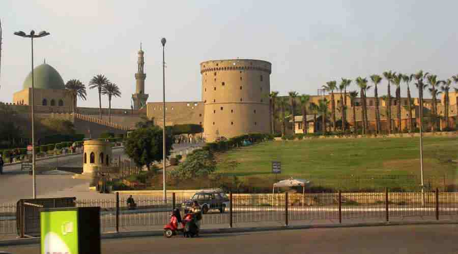 Cairo Citadel Egypt