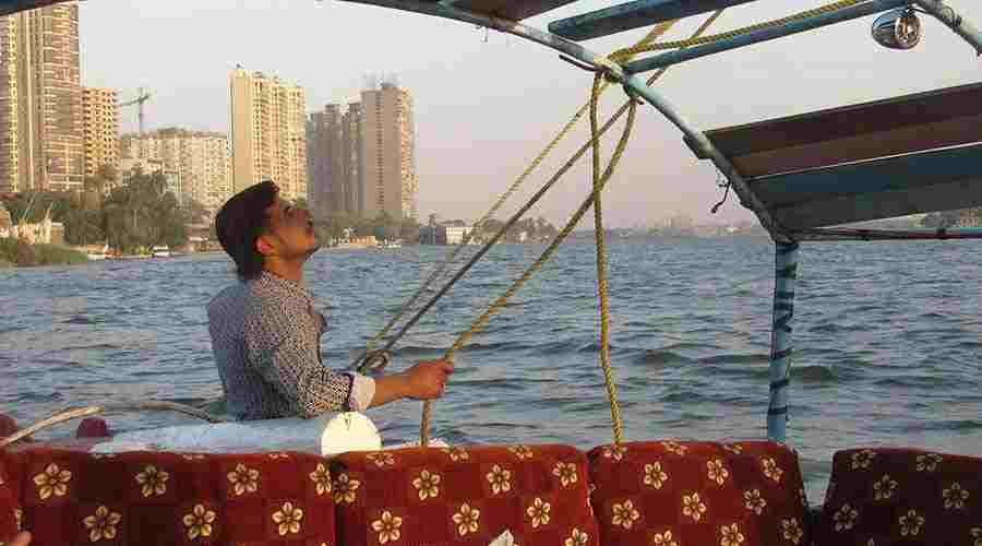 Cairo Felucca Ride