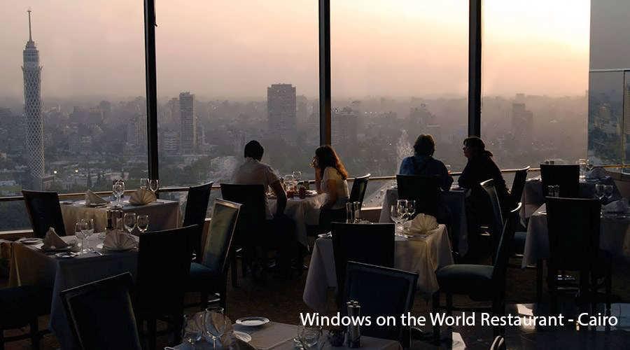 Cairo International Cuisine Restaurants