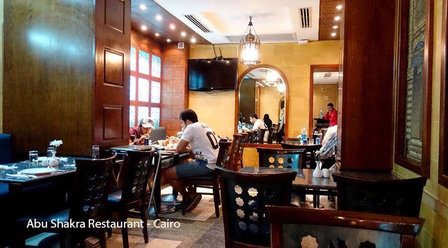 Cairo Local Cuisine Restaurants