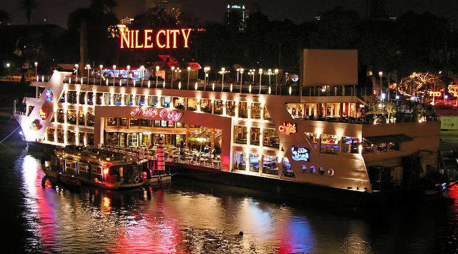 Cairo Nightlife Cafes