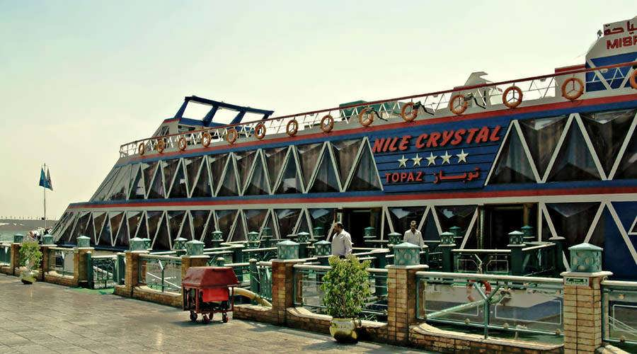 Cairo Nile cruises Egypt