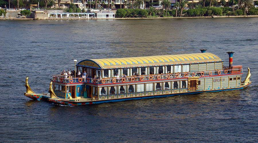 Cairo Nile cruises Egypt