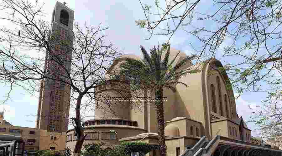 Cairo Saint Mark Cathedral
