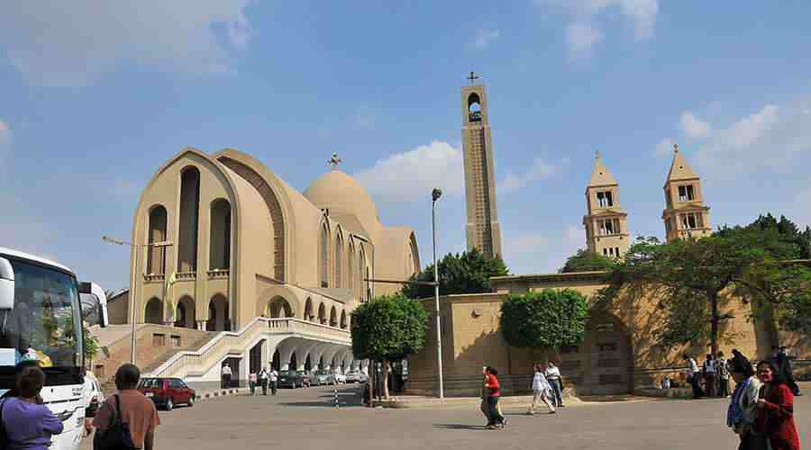 Cairo Saint Mark Cathedral