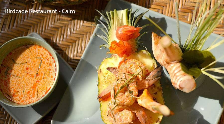 Cairo Thai Cuisine Restaurants