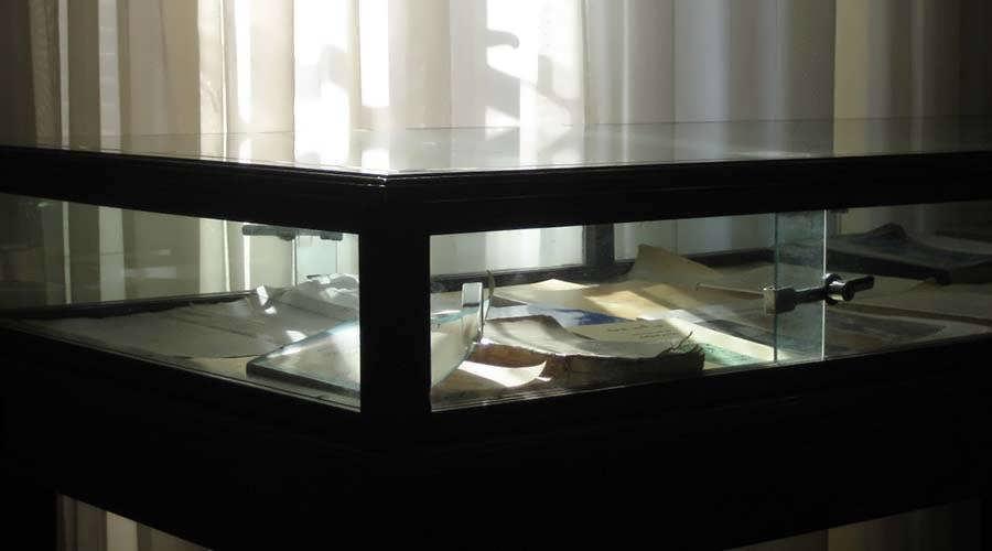 Cavafy Museum Alexandria